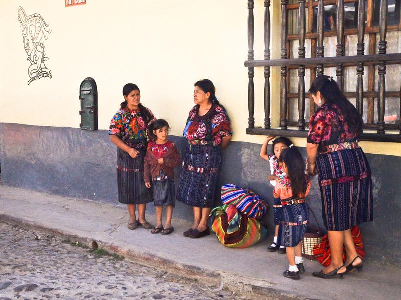 Chichicastenango Women