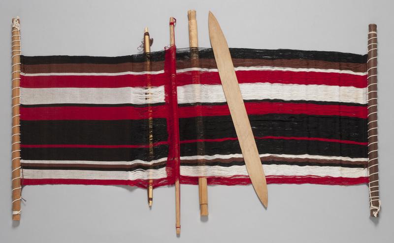 Modern Maya Backstrap Loom