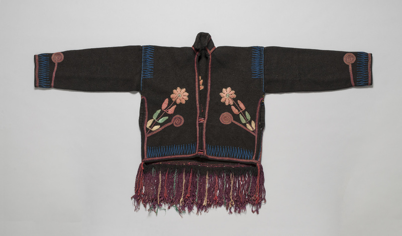 Typical Man's Garments from Chichicastenango