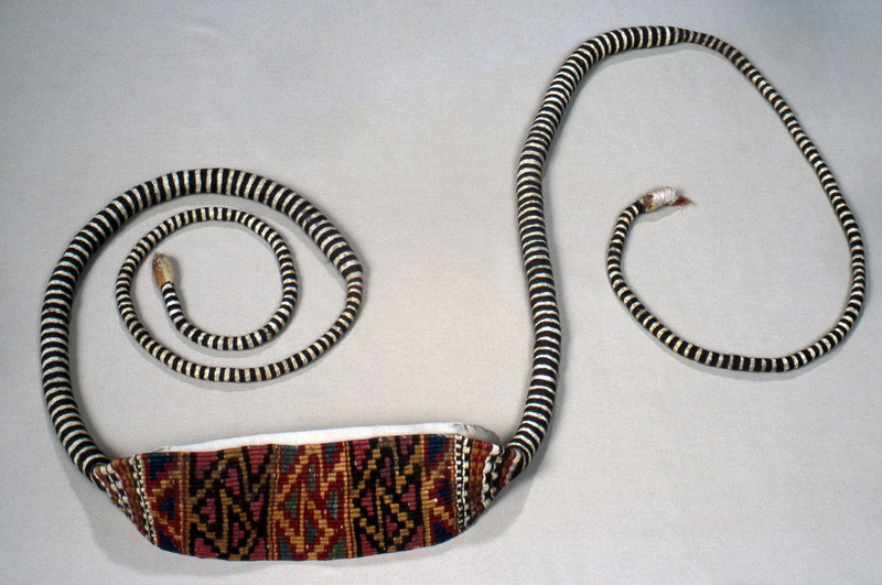 Sling with Patterned Cradle