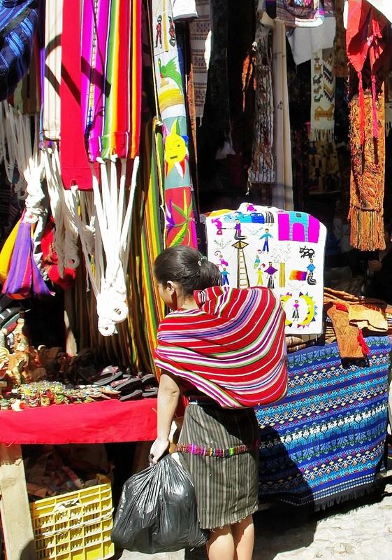 Chichicastenango Woman