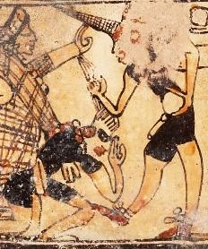 Ritual Combatants