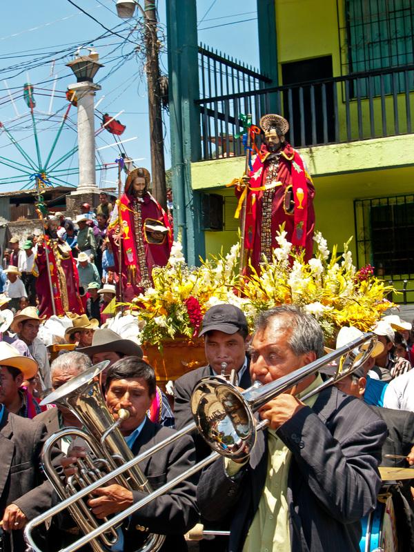 Santiago Saint's Day