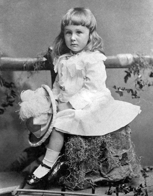 Franklin Delano Roosevelt, Age Two