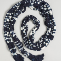 Cordeles (Sets of Tie-Dyed Warps)