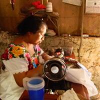 Maya Woman Sewing.JPG