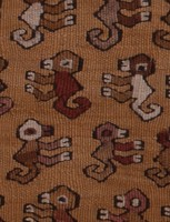 Tapestry Fragment with Monkeys